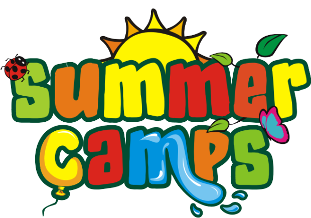 Image result for clip art summer camp fun